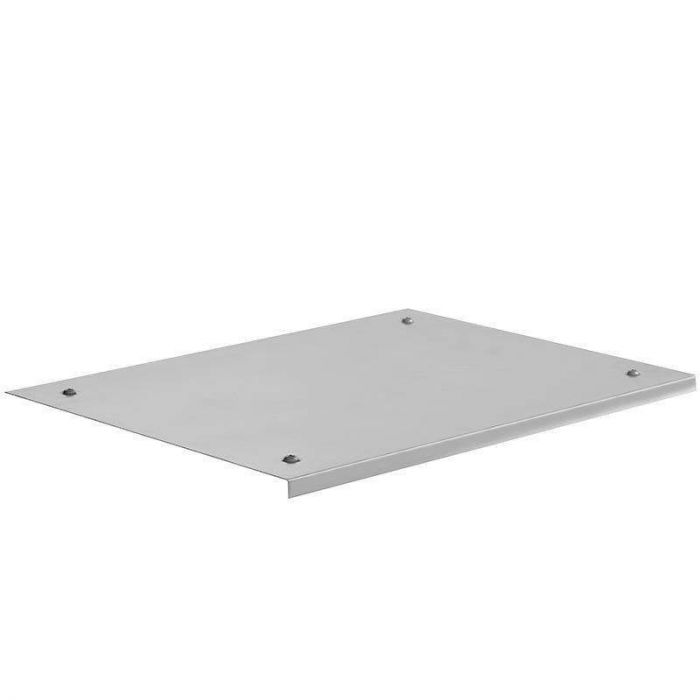 Napoleon W585-0096 Softfit Heat Shield for Flexible Direct Vent, 5x8-inch