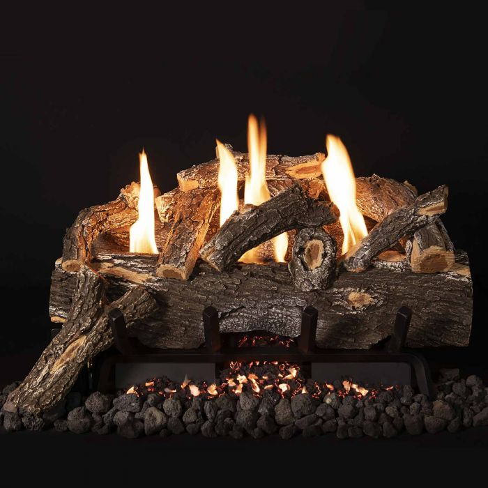 Grand Canyon Vent Free Weathered Oak Gas Logs Only