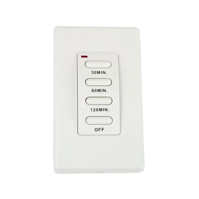 Rasmussen WT-2R Wireless  Wall Timer Fireplace Remote Control