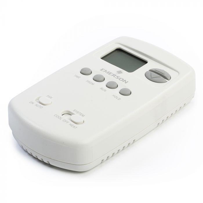 Kingsman Z80PT Wall Mount Programmable Digital Thermostat for Kingsman Millivolt Ignition or Proflame 1