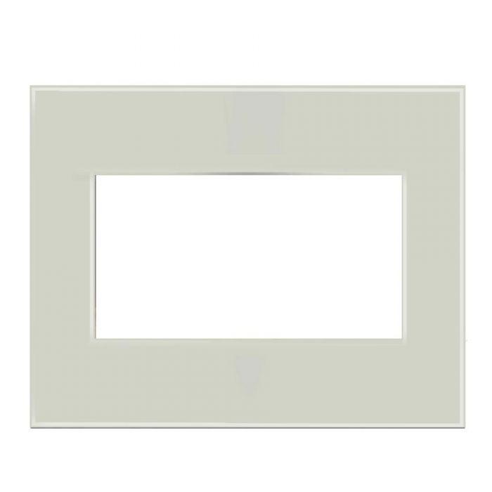 Amantii 10701134C-ZC3624WG White Glass Surround for ZECL-33