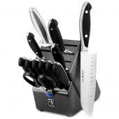 Henckels International Forged Synergy 13-piece Knife Block Set