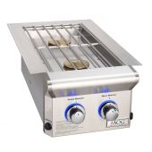 American Outdoor Grill Built-In Double Side Burner