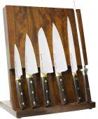 Zwilling J.A. Henckels Bob Kramer Carbon Steel 7-pc Knife Block Set