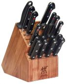 Zwilling J.A. Henckels Professional S 18-pc Knife Block Set