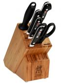 Zwilling J.A. Henckels Professional S 7-pc Knife Block Set