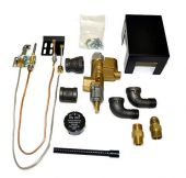 Copreci Low Output Rear Inlet Safety Pilot Kit, Natural Gas