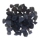 Amantii Frosted Dusty Purple Fire Glass, 5-Pounds