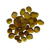 Amantii Amber Fire Beads, 5-Pounds