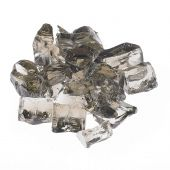 Grand Canyon RFG-10-AB 1/2-Inch Apollo Reflective Fire Glass, 10-Pounds
