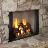 Majestic ASH42 Ashland 42-Inch Radiant Wood Burning Fireplace