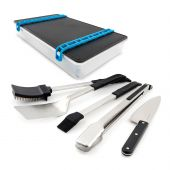 Broil King 64001 Porta-Chef Grill Tool Set