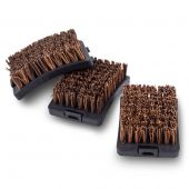 Broil King 64658 Palmyra Replacement Brush Heads - Pack of 3