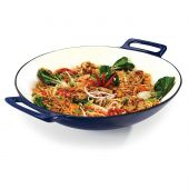 Broil King 69710 Porcelain Cast Iron Wok