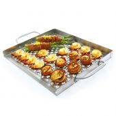 Broil King 69712 Flat Stainless Steel Imperial Grill Topper