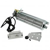 Superior Variable Speed Blower Kit with Manual Control for WRT 3036/3042 & WCT 3036/3042 Wood Burning Fireplaces (BK)