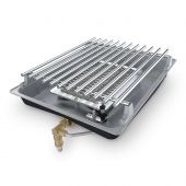 Broil King 18674 Infrared Side Burner Kit for Imperial, Regal, and Baron Gas Grills, Propane