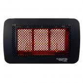 Bromic BR-TNG300 Tungsten Smart-Heat Radiant Gas Heater, 3-Burner