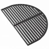 Half Moon Cast Iron Searing Grate for Oval LG 300