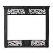 Monessen CFX32DFB Black Decorative Front for Symphony/VFC 32 Series Fireplace