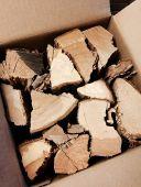 Alfa CHERRYWOOD Cherry Wood Chunks, 15 LB