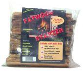 Dagan DG-FAT-1 Fatwood Firestarter in a Poly Bag, 2 Pounds