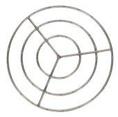 Dagan DG-FR-S-3 Stainless Steel Fire Ring
