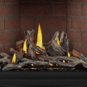 Napoleon DLKAX42 Driftwood Log Set for 42-Inch Altitude X Direct Vent Gas Fireplace