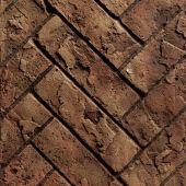 Kingsman ZCV42RLH Herringbone Brick Liner for ZCV42 & ZCV42H Direct Vent Gas Fireplaces and  ZVFCV42 Vent-Free Fireboxes