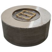 Warming Trends Ready-to-Finish Round Fire Pit Kit, 42-Inch