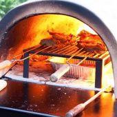FDP-GRILL-RACK Forno de Pizza Cast Iron Grill Rack