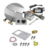 Firegear FG-AWS30VDC-GOEK-P Single Fire Feature All Weather Ignition System, Propane