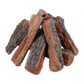 Rasmussen FP Bark/Split Fire Pit Log Set