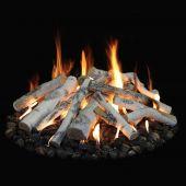 Grand Canyon FPASP-30/36 16-Piece Aspen Birch Fire Pit Log Set