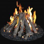 Grand Canyon FPAWO-48 31-Piece Arizona Weathered Oak Fire Pit Log Set