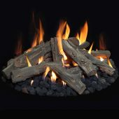 Grand Canyon FPWD-48 31-Piece Western Driftwood Fire Pit Log Set