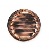 Grand Effects CVG3C Round 3-Inch Copper Vent Cover for Fire Pit Burner Inserts