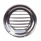 Grand Effects SSVG5C Round 5-Inch Stainless Steel Vent Cover for Fire Pit Burner Inserts