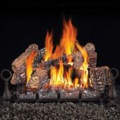 Napoleon GL30E Vented Gas Log Set, 30-Inch