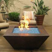 Grand Effects Grand Corinthian Fire Pit Lifestyle