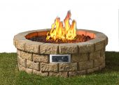 The Outdoor GreatRoom Company HUD-46-K Hudson DIY Fire Pit