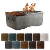Slick Rock KOF48 Oasis Series 47-Inch Rectangle Fire Table