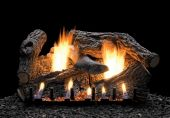 White Mountain Hearth LSxxSS Refractory Super Sassafras Gas Logs Only
