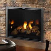 Majestic MARQ36IN-B Marquis II 36-Inch Direct Vent Gas Fireplace