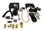 Maxitrol Flame Modulating Safety Pilot Kit with Remote Control, Natural Gas