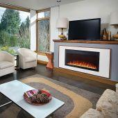 Napoleon NEFL42FH-MT Allure Phantom Series Linear Slimline Wall Mount/Built-In Electric Fireplace, 42 Inch