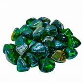 Real Fyre GLD-10-E Emerald Diamond Nuggets, 10 Pounds