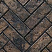 Kingsman OFP42RLH Herringbone Brick Liner for OFP42 Outdoor Gas Fireplace