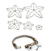 Hearth Products Controls FPS Penta Match Light Gas Fire Pit Kit