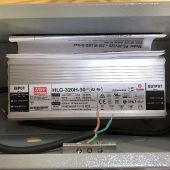 Fire by Design PS-30V185 Swimming Pool Certified 30VDC 185 Watt Power Supply